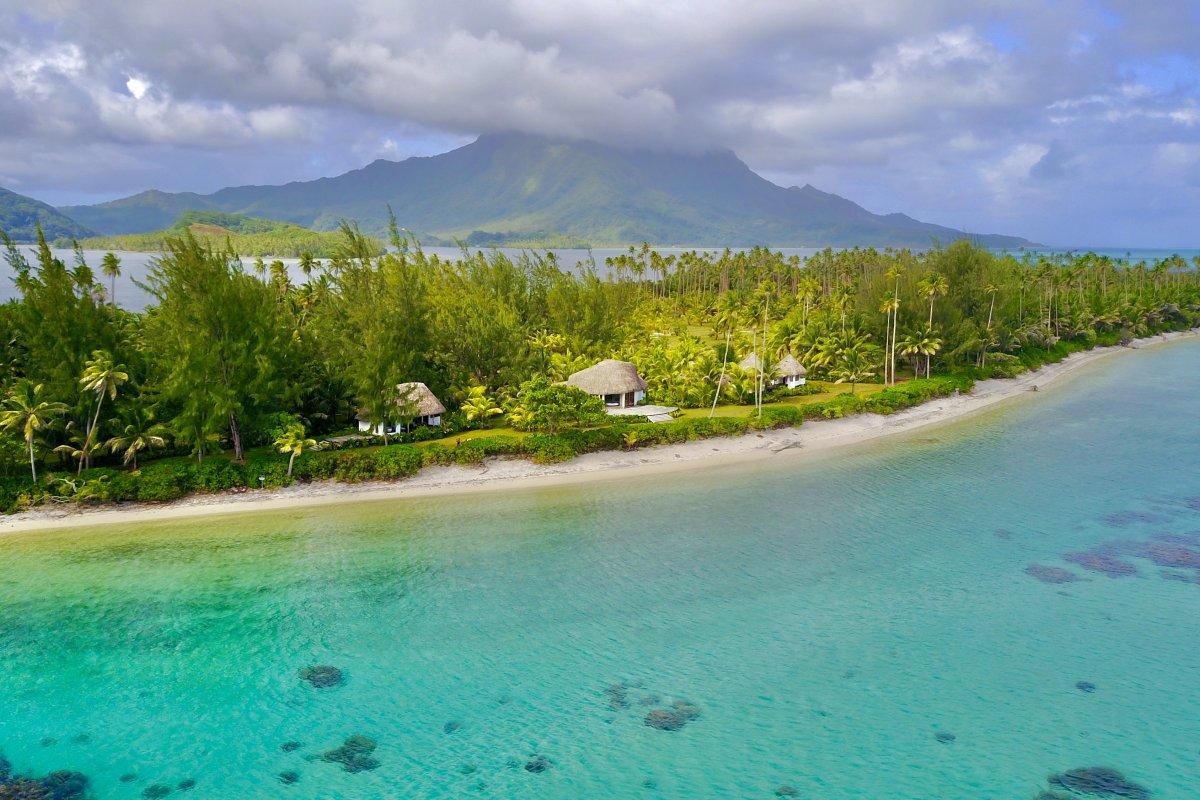 [Tahiti ganhará resort de luxo para apenas 6 pessoas em ilha privativa! ]