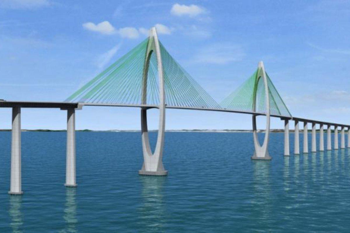 [Bahia faz depósito de R$ 250 milhões em fundo garantidor da ponte Salvador-Itaparica]