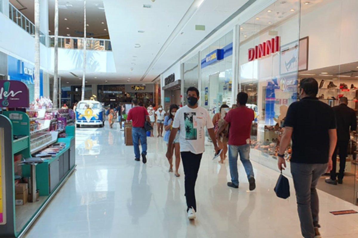 [Shopping Bela Vista abrirá, excepcionalmente, nesta segunda (19)]