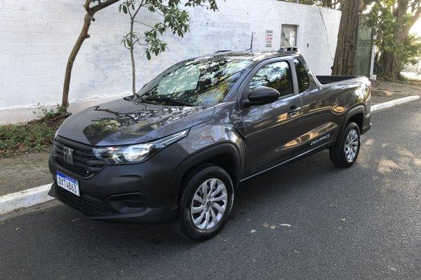 [Fiat Strada, Toro e Hyundai HB20 são os mais vendidos da quinzena ]