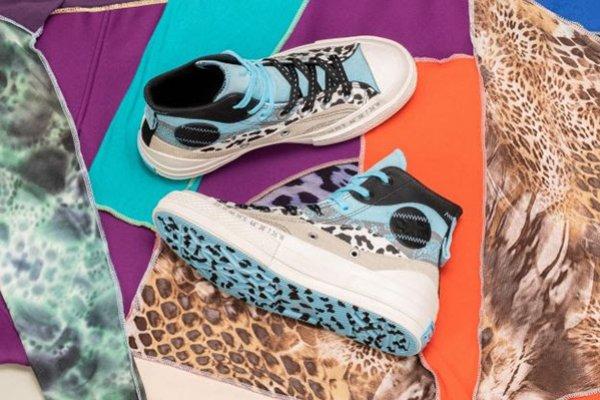 [Converse e a Guadalupe Store se unem para celebrar os 10 anos de existência da marca, com direito a um tênis exclusivo!]