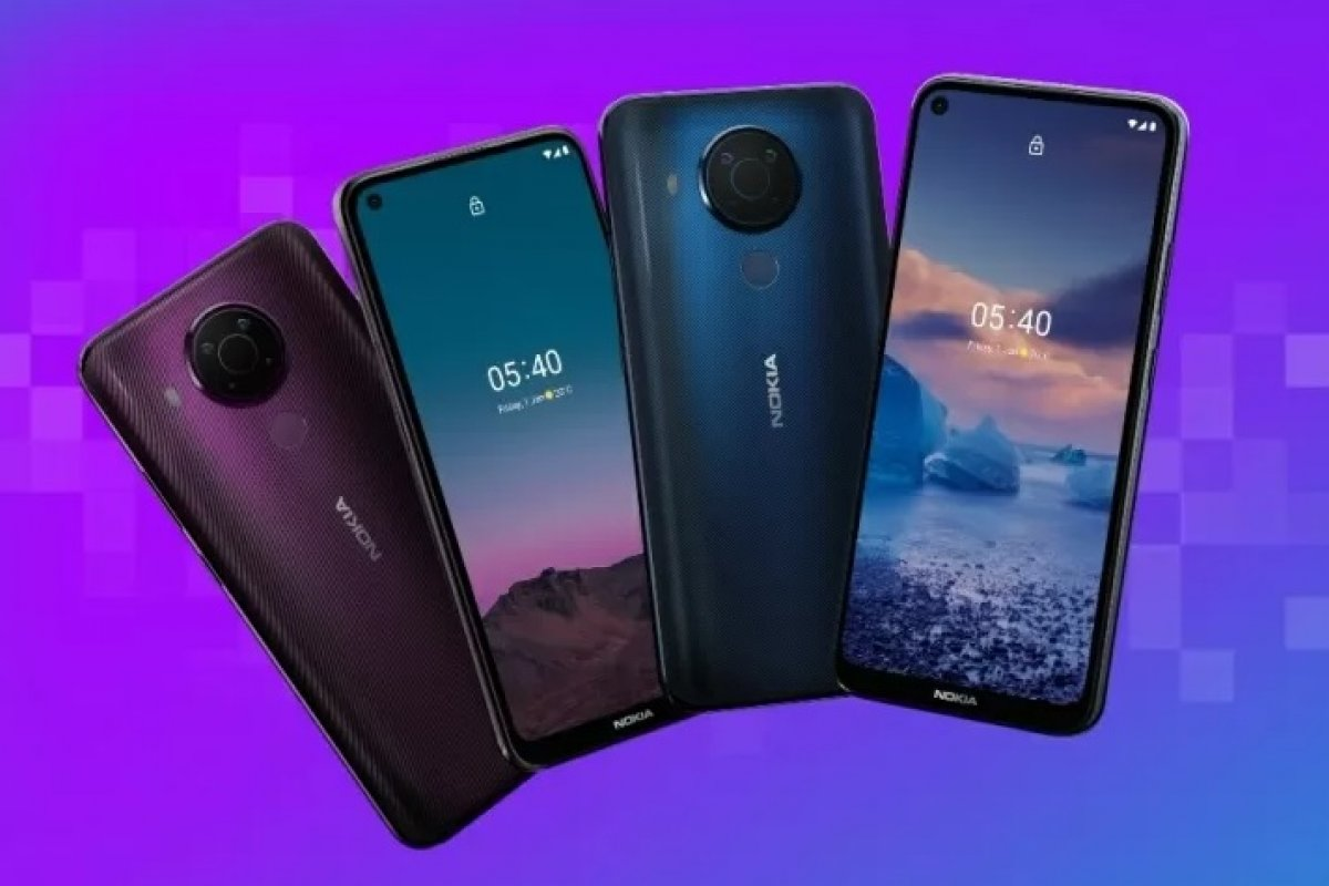 [Nokia 5.4 é lançado no Brasil com fones sem fio de brinde]