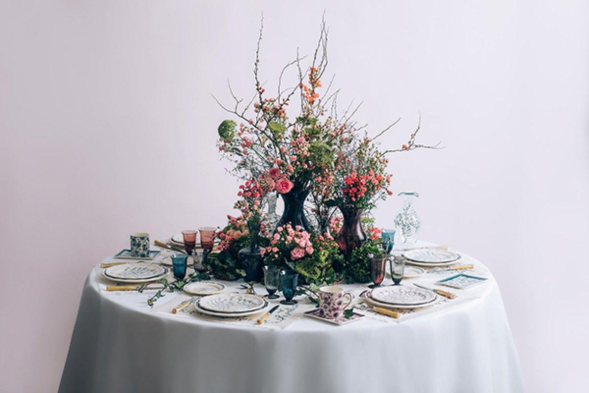 [Dior apresenta sua nova coleção de itens para a casa inspirada na primavera! ]