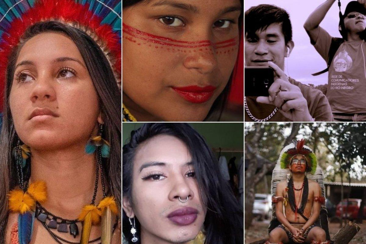 [Conheça perfis de indígenas na internet para seguir e se inspirar]