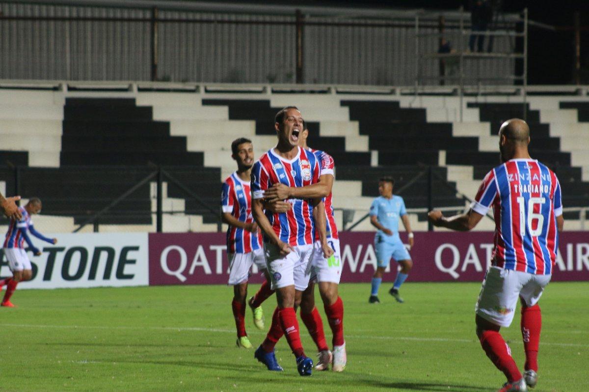 [Bahia não faz boa partida, mas consegue empate com Montevideo City na estreia da Sul-Americana]