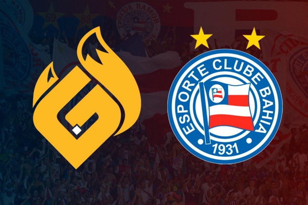 [Em parceria com a Golden Vulpes, Bahia passa a ter equipes em seis campeonatos de eSports ]