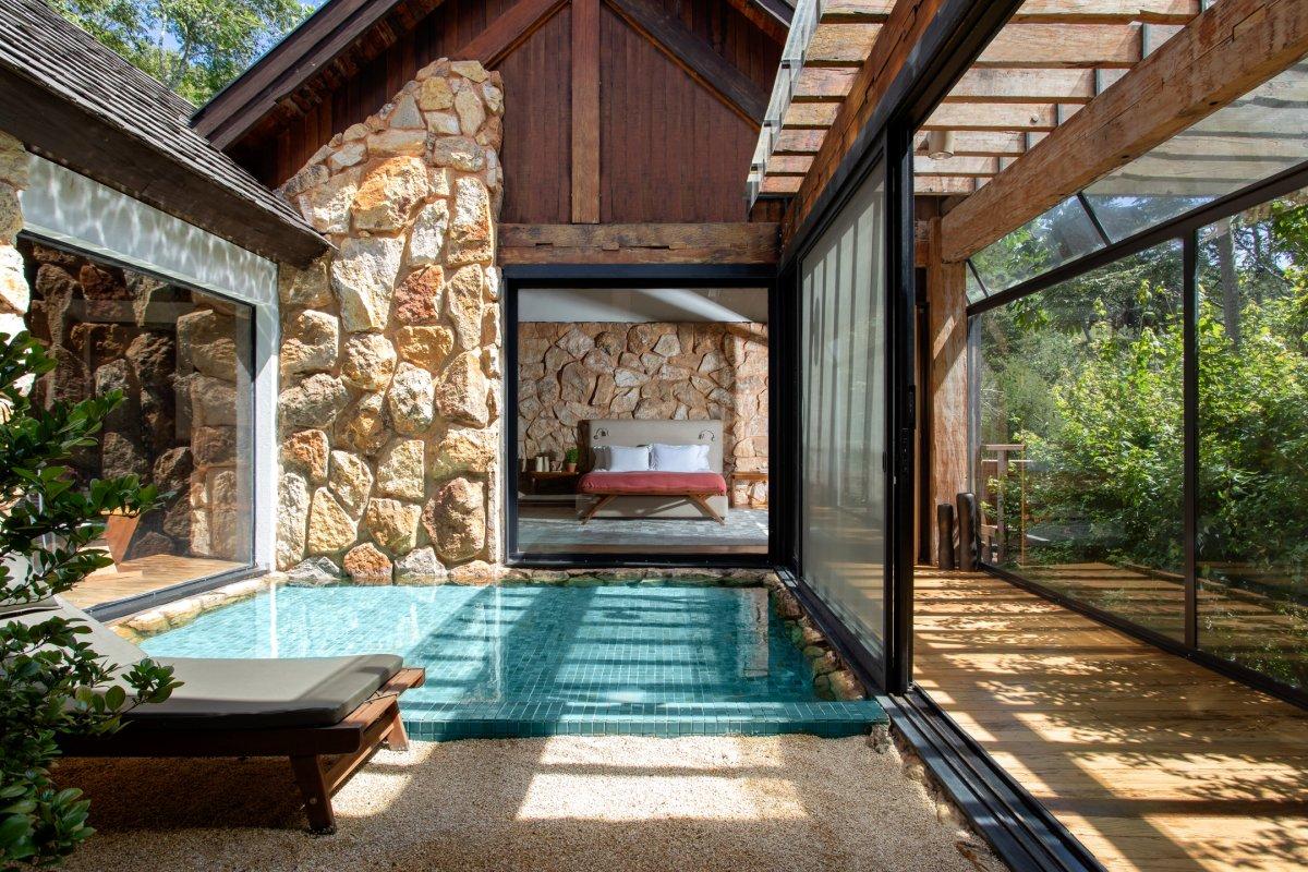 [Six Senses Botanique é reconhecido como um dos melhores hotéis do mundo]