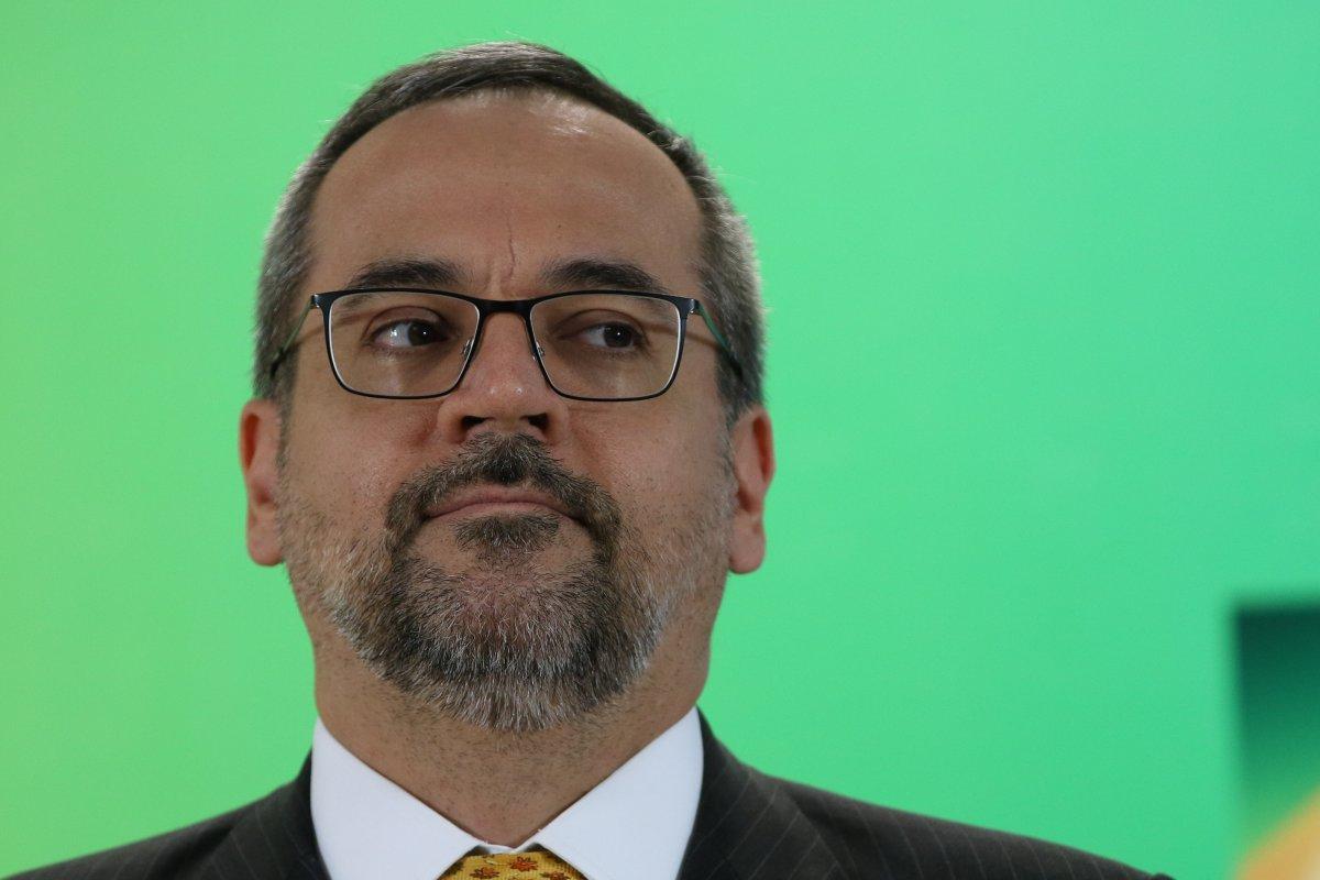 [MPF pede condenação de Weintraub por falas sobre universidades públicas]