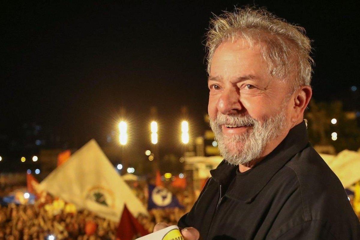 [Lula sobre decisão do STF: