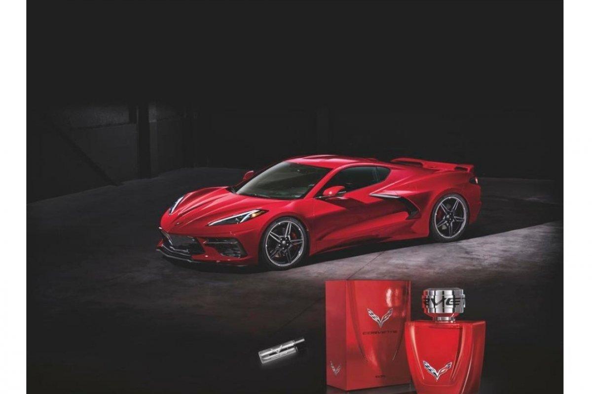 [Jequiti lança Corvette, uma fragrância de luxo para os amantes do automobilismo]