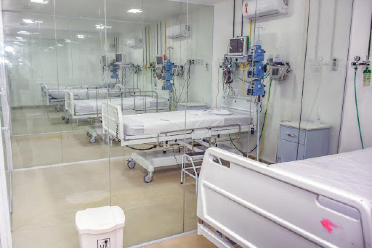 [Saúde autoriza abertura de mais 1,2 mil leitos de UTI para a Bahia e mais 18 estados]