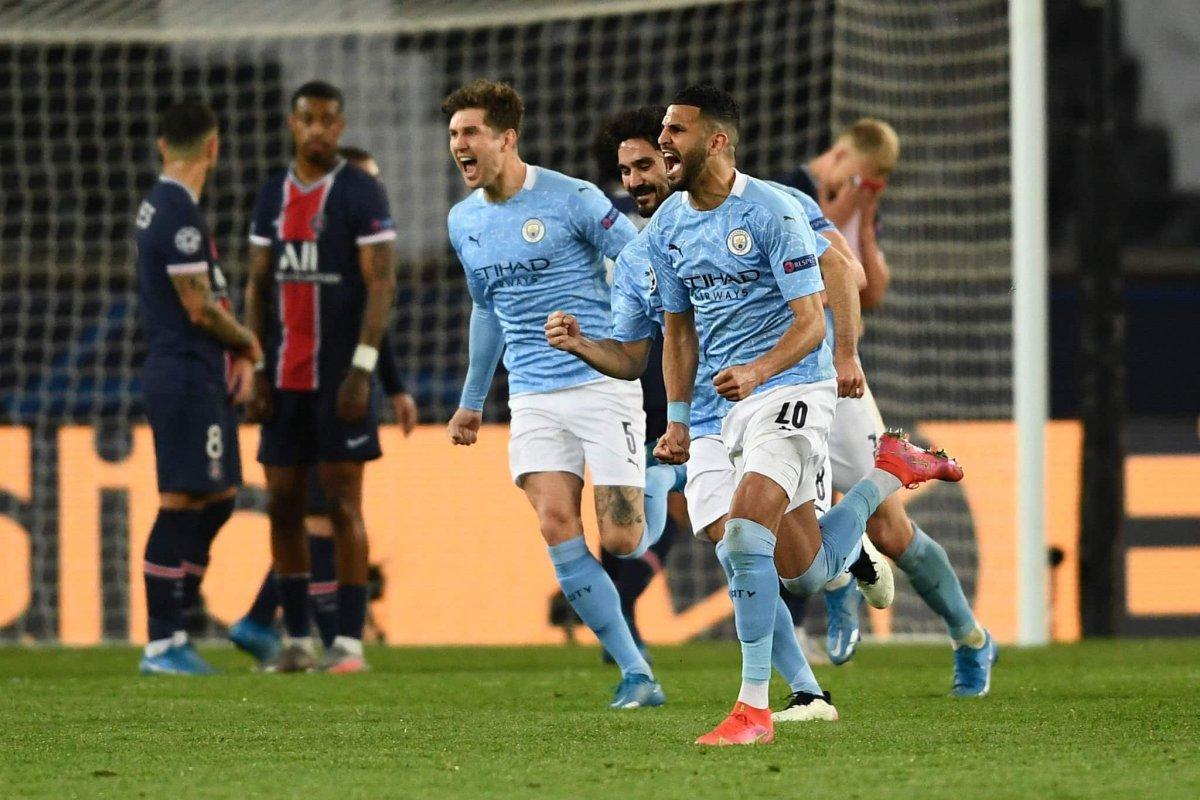 [City conquista vaga na final da Champions após vitória contra o PSG]