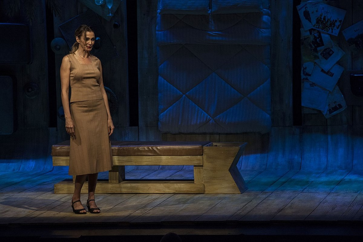 [Teatro Castro Alves recebe Mônica Martelli com a peça