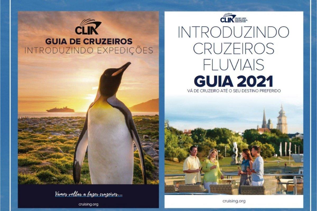[CLIA Brasil lança dois guias dedicados aos Cruzeiros Fluviais e de Expedição]