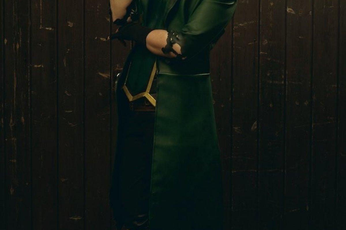 [Personagem Loki ganha cosplay com visual inspirado em quadrinhos]