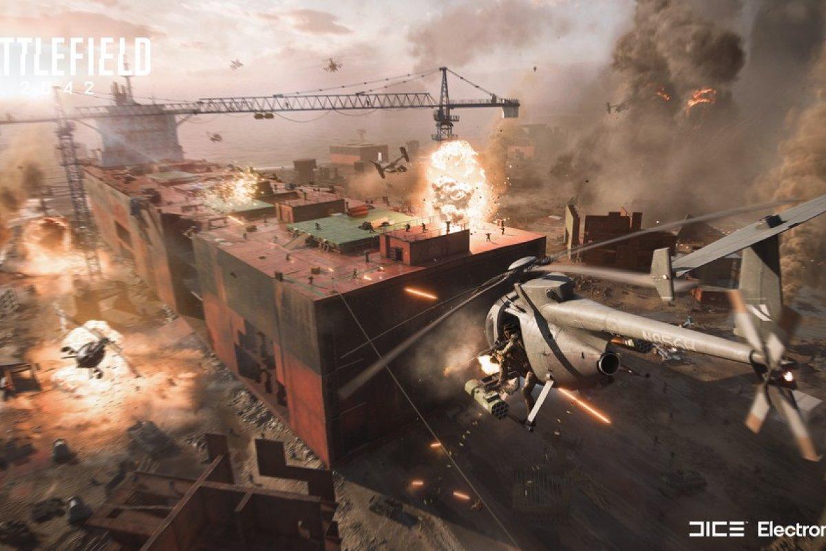 [Lançamento: Battlefield 2042 é anunciado pela EA]