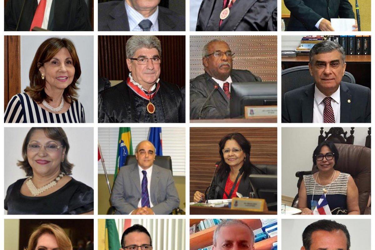 [Dezessete desembargadores se declararam impedidos de votar em processo contra João Batista ]