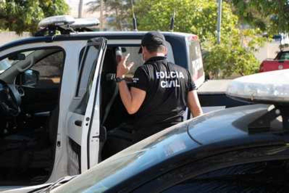[Homem é preso em flagrante suspeito de agressão no sudoeste da Bahia]