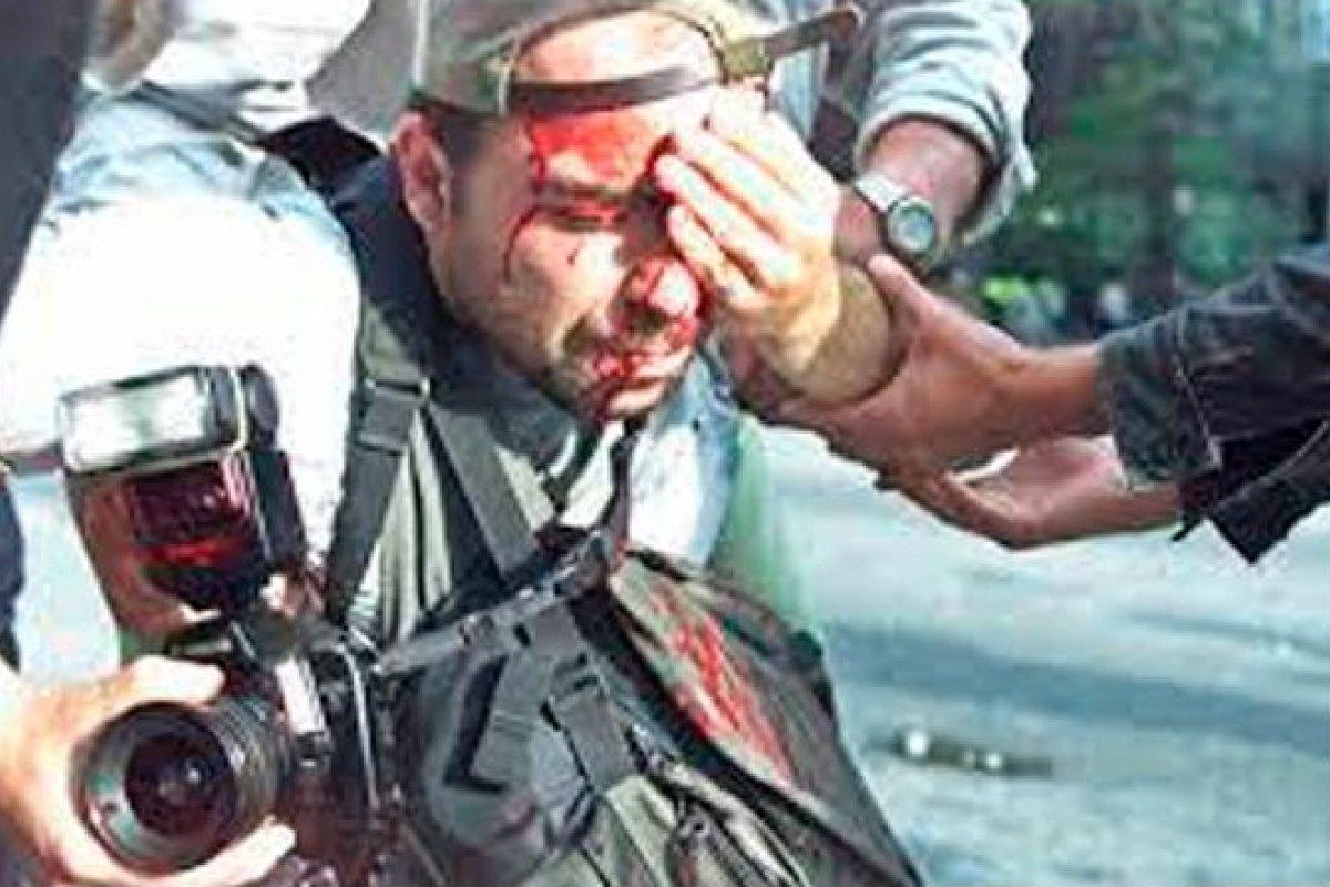 [STF decide que Estado deve indenizar fotógrafo que perdeu a visão cobrindo protesto em SP]