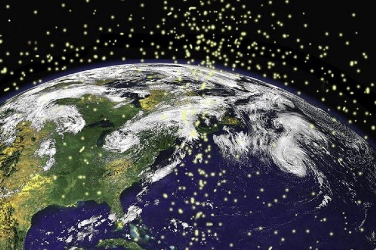 ['Perigoso e vergonhoso' afirma Chefe da NASA sobre lixo espacial]