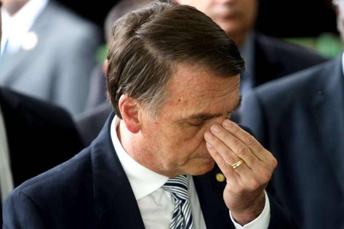 [Com vacinação lenta, Bolsonaro tem desaprovação de gestão em 49%, diz pesquisa]