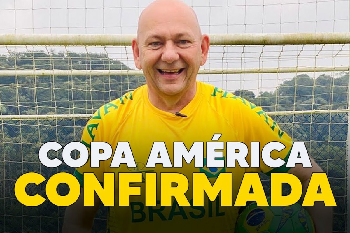 [Patrocínio à transmissão da Copa América no SBT é confirmado pela Havan]