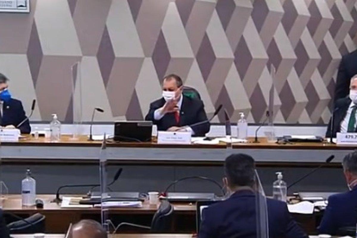 [Três alvos de quebra de sigilo da CPI acionam STF para suspender decisão]