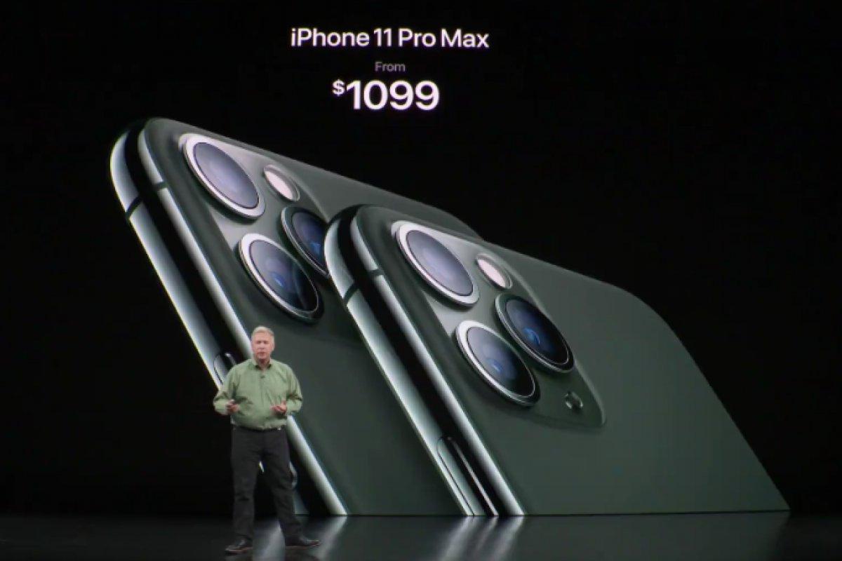 [Apple lança novos modelos de Iphone com câmeras múltiplas e novas opções de cores]
