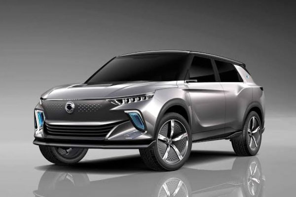 [Ssang Yong revela SUV elétrico que chega até o fim do ano  ]