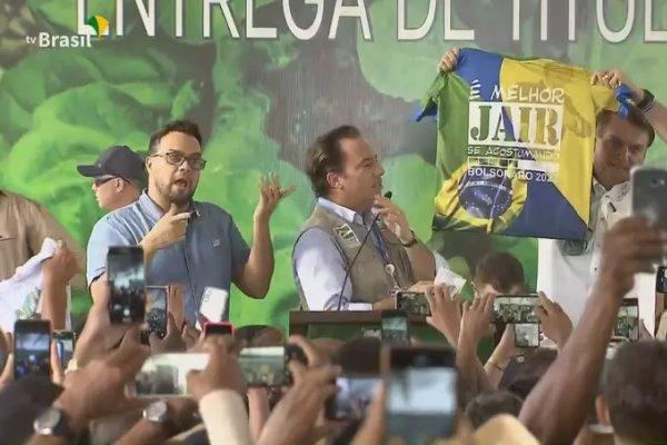 [MPE pede que Bolsonaro seja multado por fazer propaganda eleitoral antecipada]