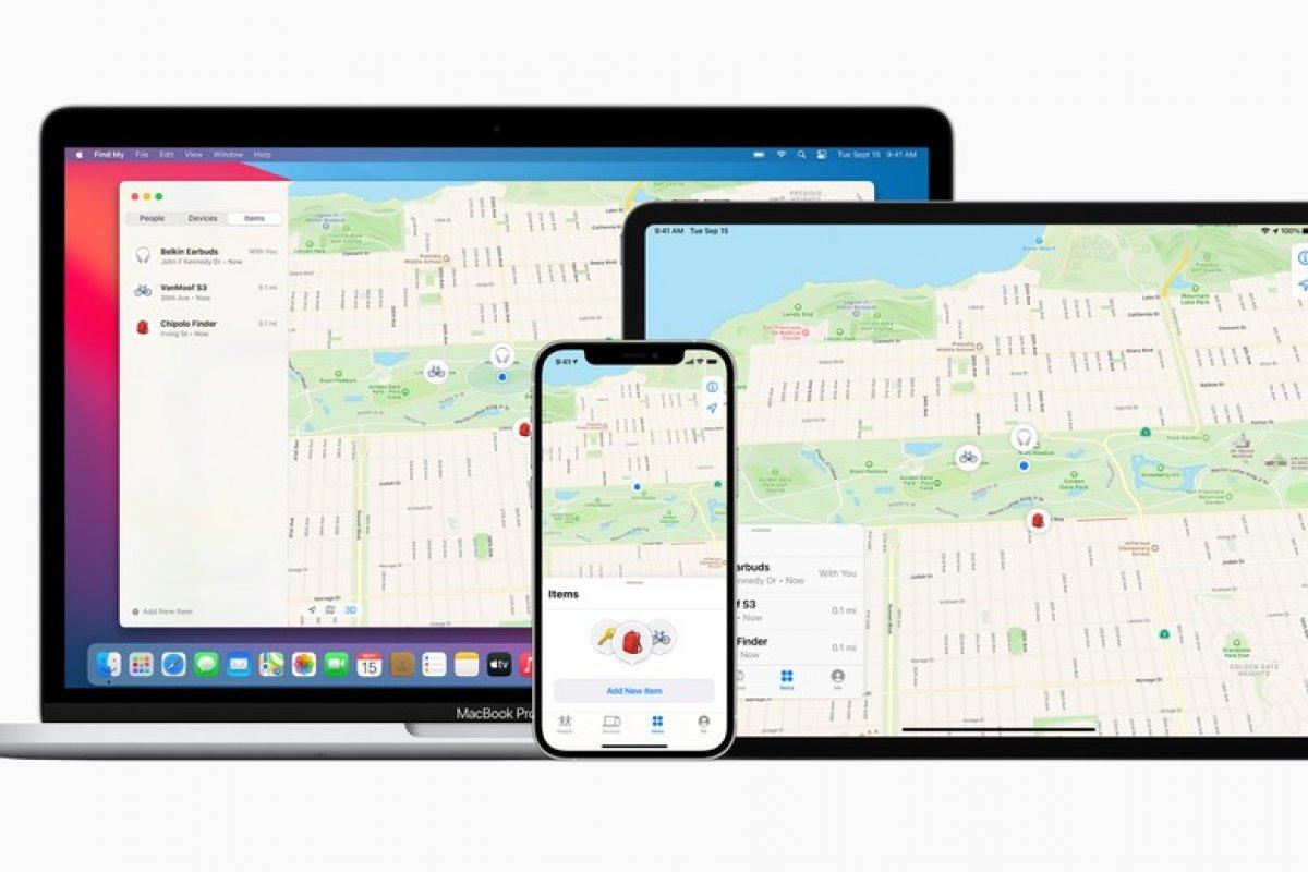 [Google quer desenvolver sistema de rastreio melhor que Apple]