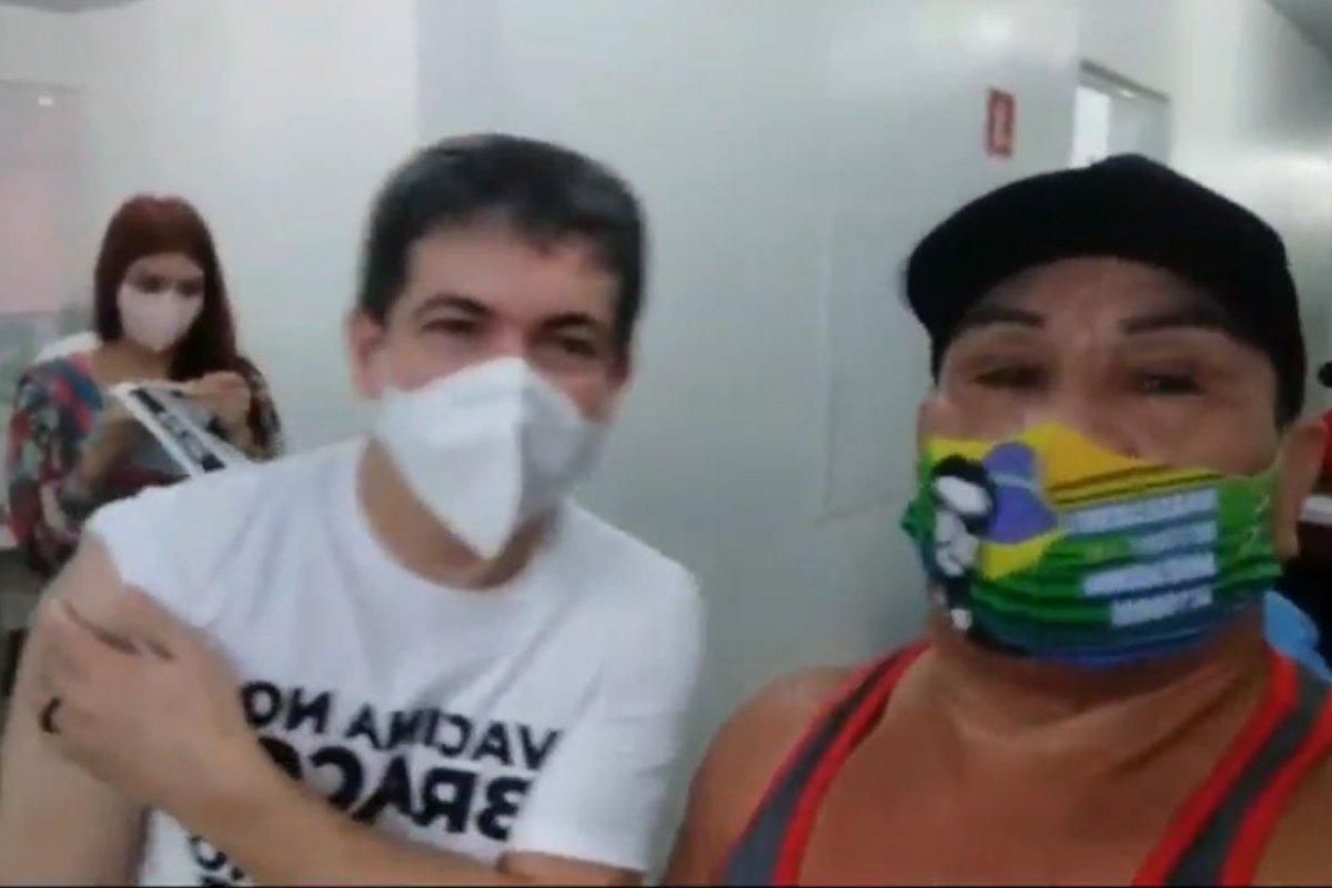 [Vídeo: Alegando 'isenção' na CPI, Randolfe afirma que vai prender Bolsonaro]