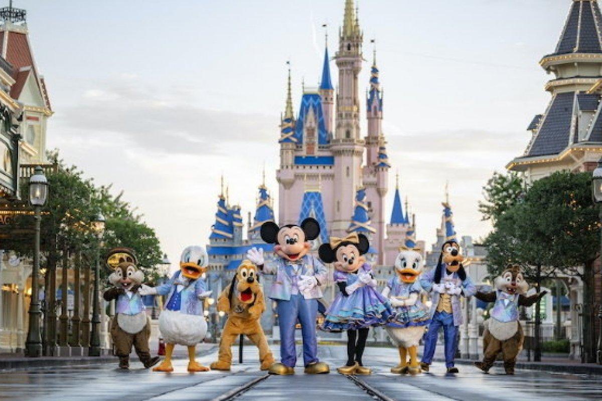 [Walt Disney World anuncia novas atrações em celebração aos 50 anos do parque]