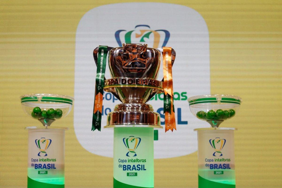 [Copa do Brasil: confira os confrontos das oitavas de final ]