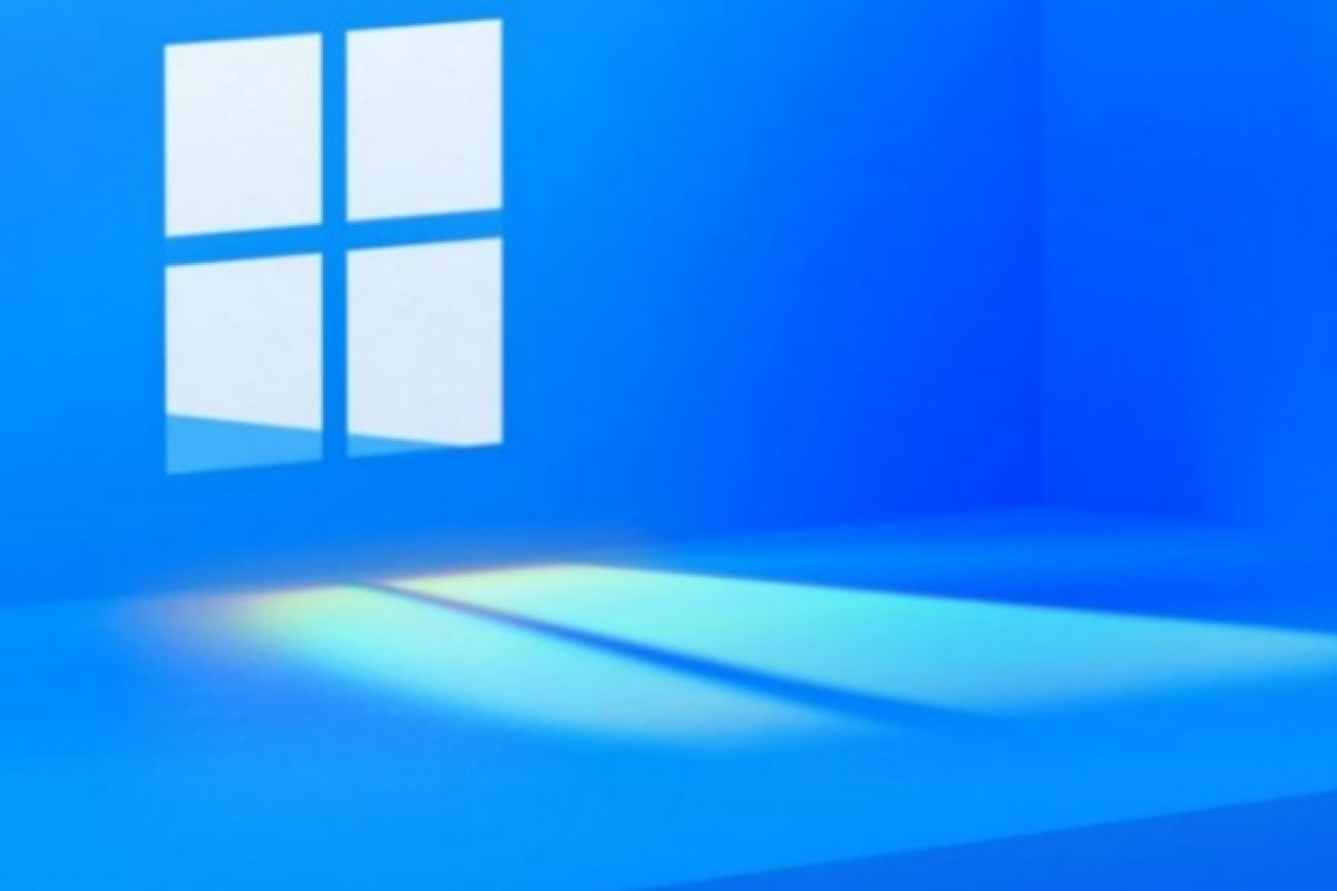 [Microsoft divulga novo teaser wallpaper do possível Windows 11]
