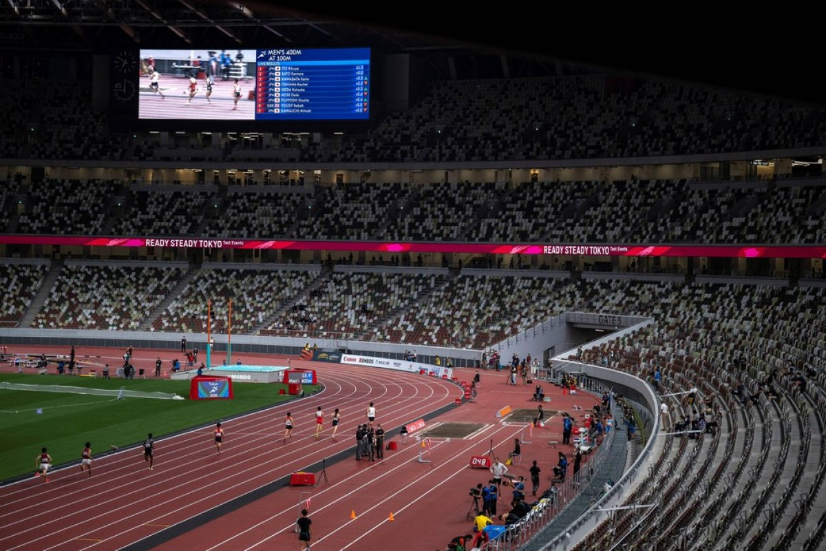 [Olimpíadas terão