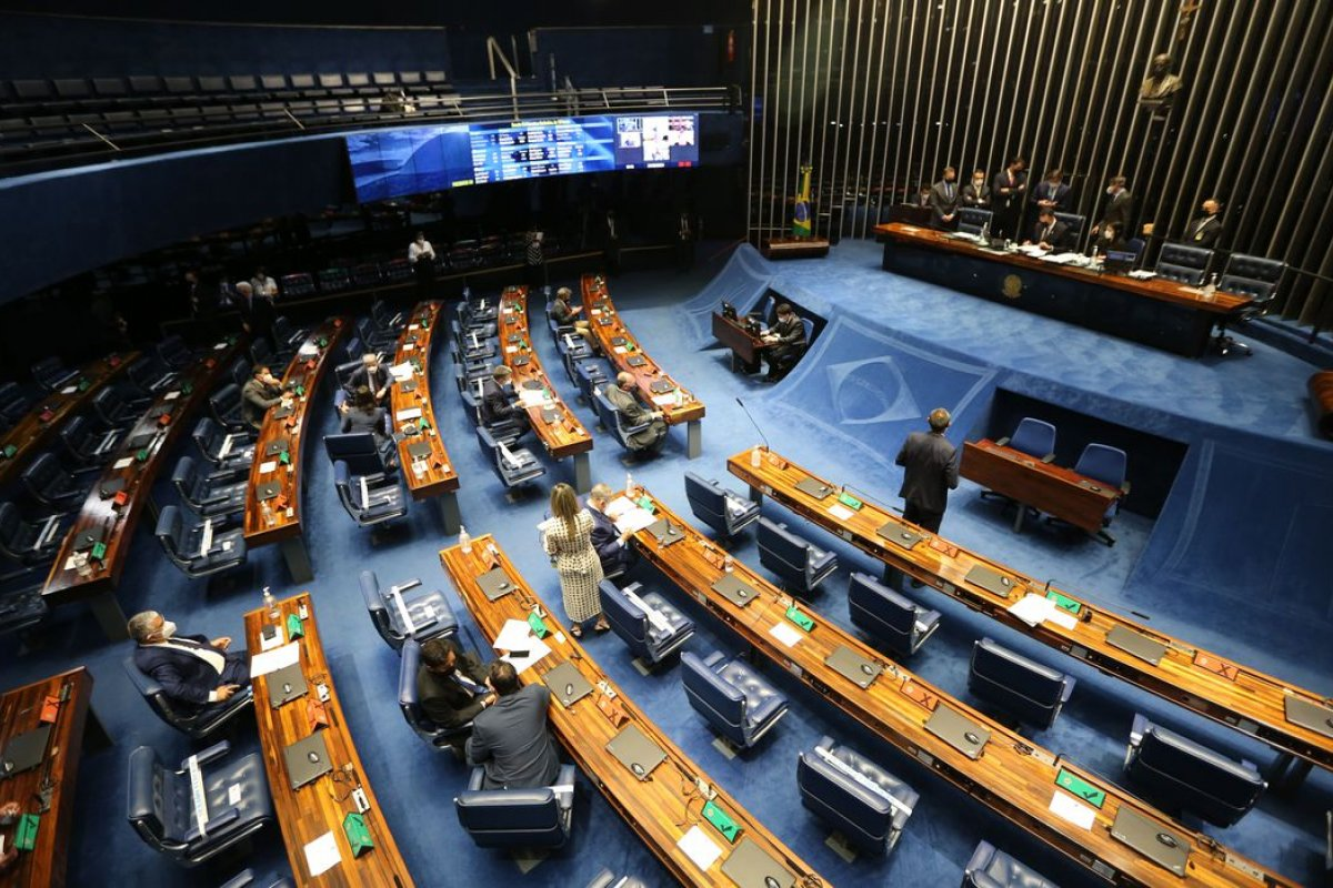 [Senado aprova MP que aumenta a tributação sobre o lucro dos bancos]