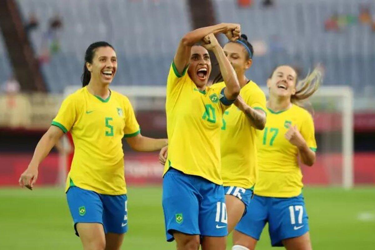 [Olimpíadas: Marta é a 1ª jogadora da história a marcar em 5 edições seguidas]