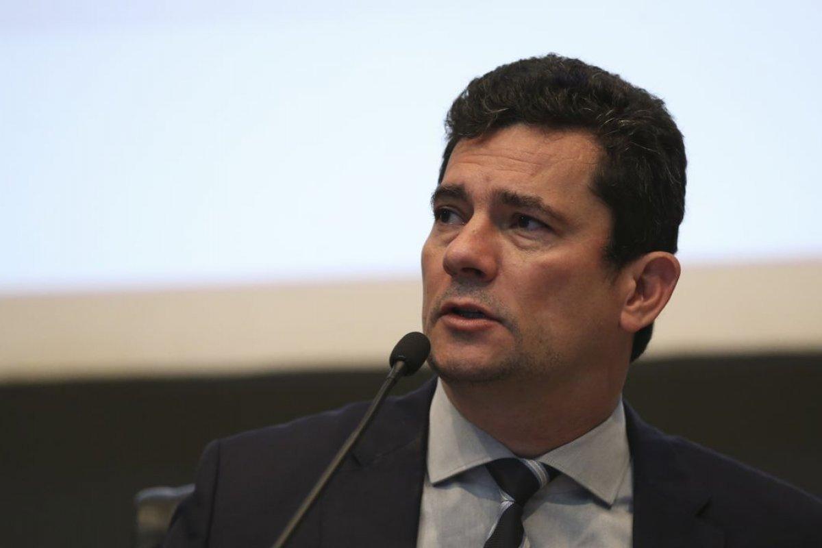 [Sergio Moro analisa candidatura à Presidência ou ao Senado em 2022]