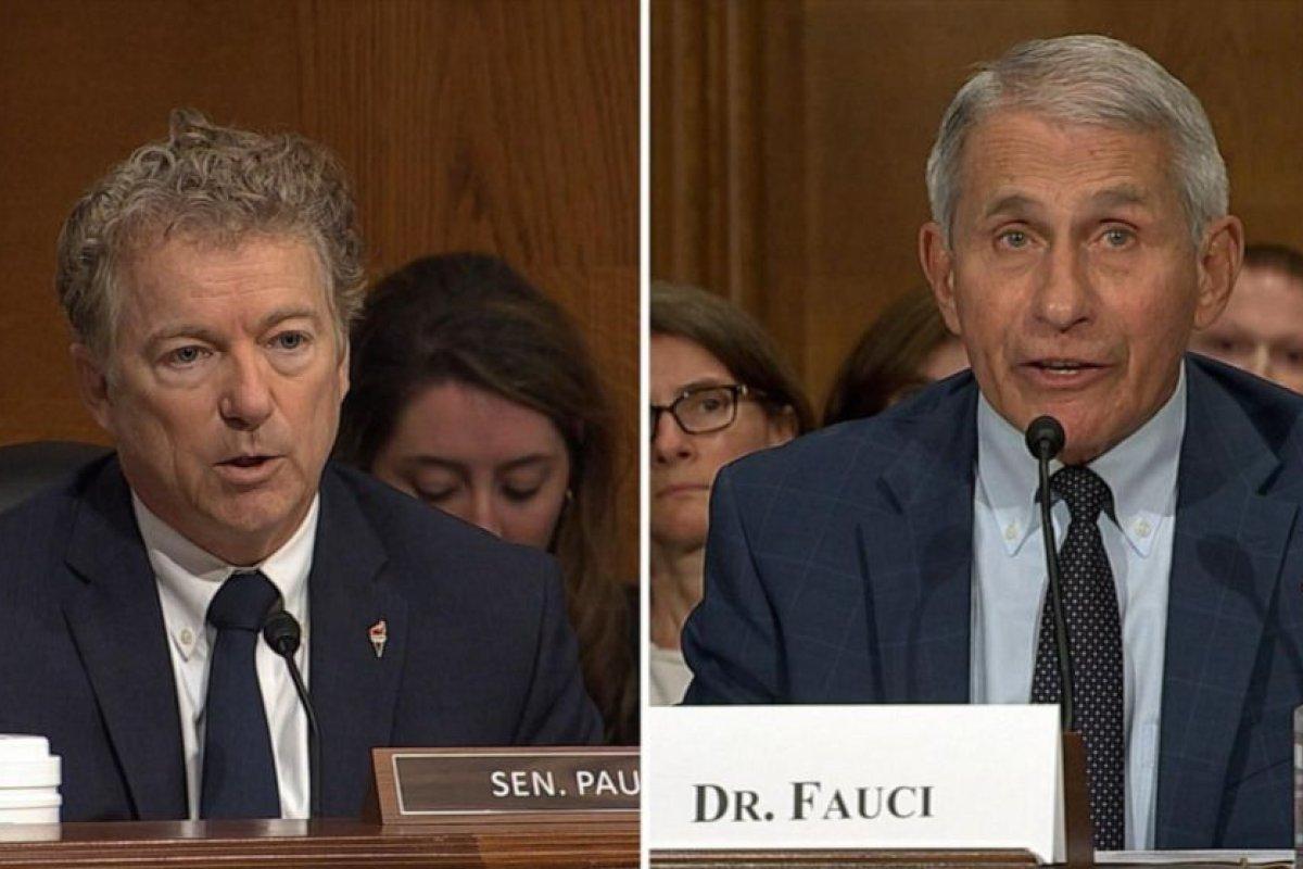 [Senado americano tem audiência com troca de farpas sobre origem da Covid-19]