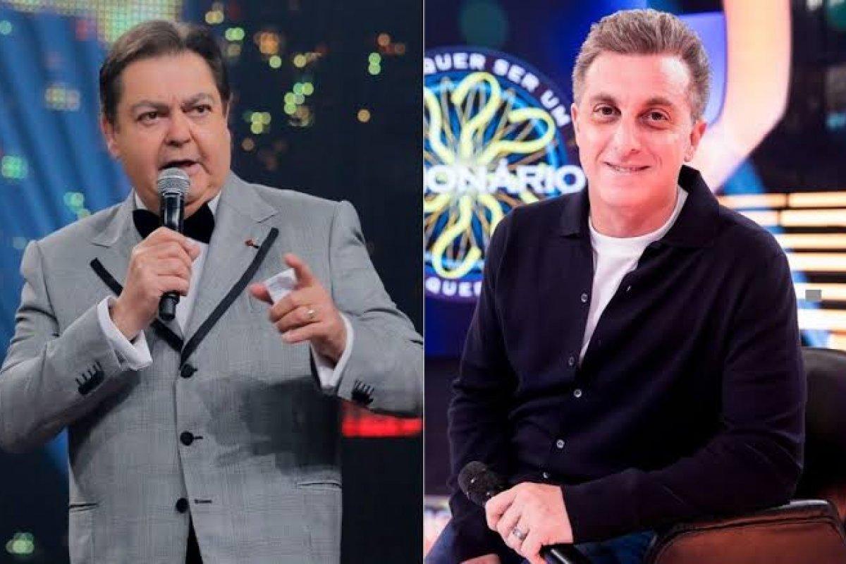 [TV Globo decide levar oCaldeirão do Huck para o horário do Domingão do Faustão]