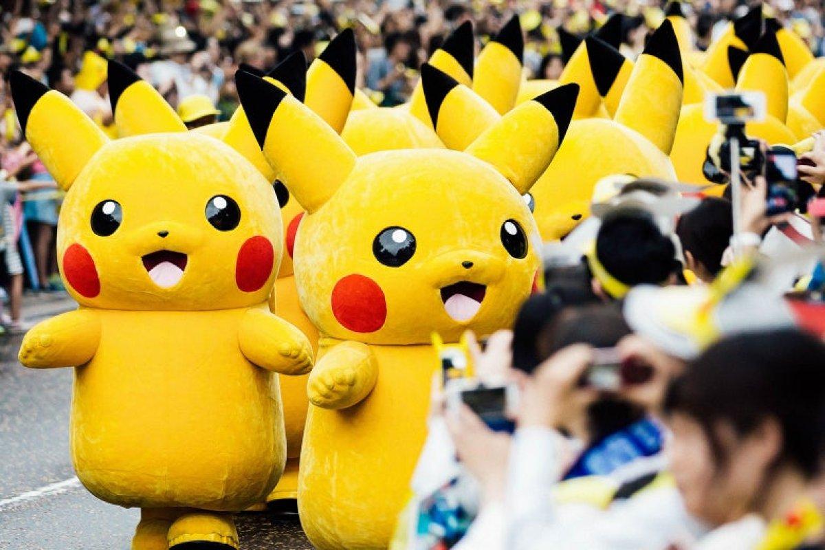 [Ausência de Pikachu na abertura da Olimpíada gera memes]