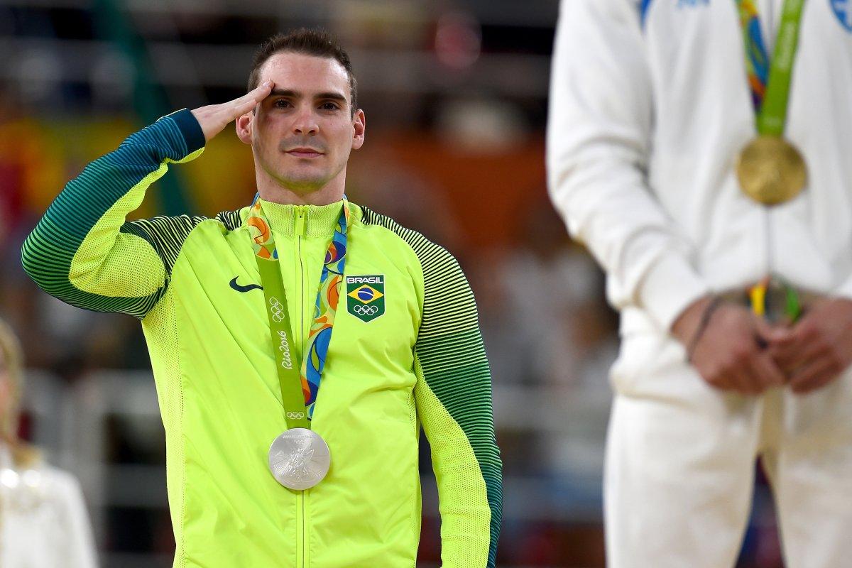 [Olimpíada: 30% dos atletas brasileiros são militares ]