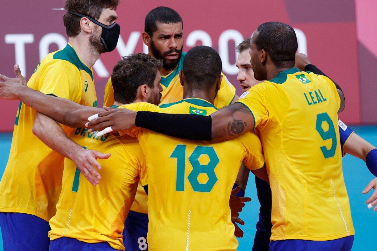 [Confira o resultado das principais competições do Brasil nas Olimpíadas de Tóquio nesta quarta-feira (28)]