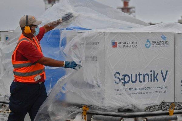 [Rússia suspende envio de vacina Sputnik V ao Nordeste]