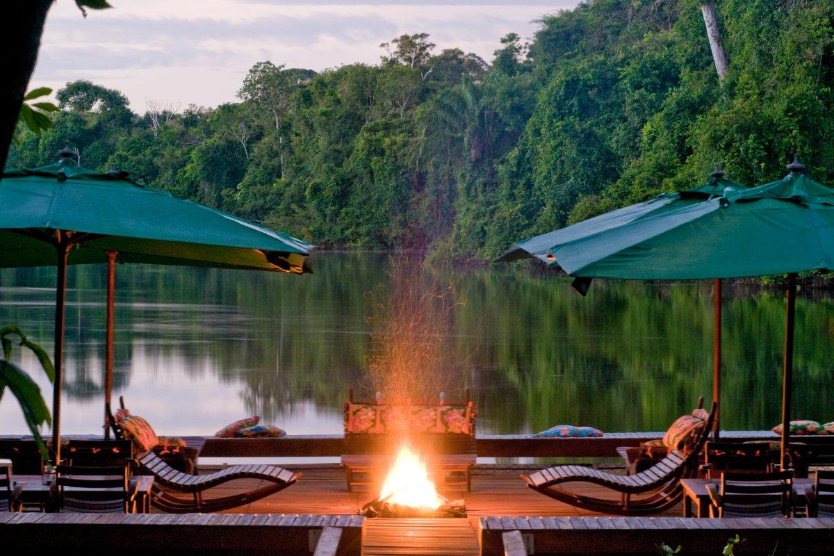 [Cristalino Lodge, no Sul da Floresta Amazônica, oferece experiência de imersão completa no bioma durante o feriado de 7 de setembro]