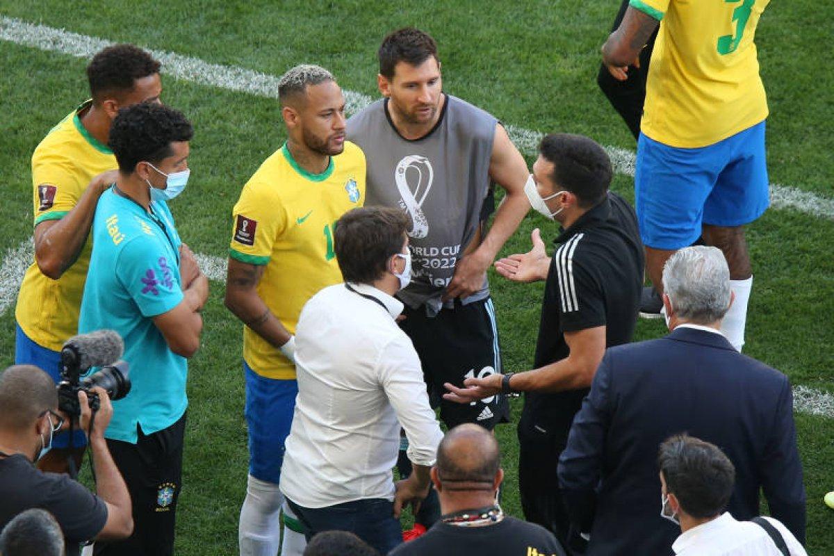 [Membro da delegação argentina foi responsável por falsificar dados de jogadores]