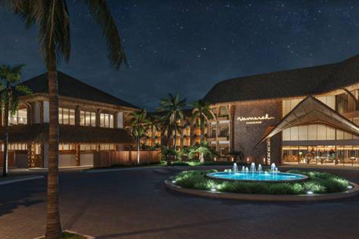 [Gramado Parks está construindo seu novo hotel na Praia dos Carneiros, em Pernambuco]