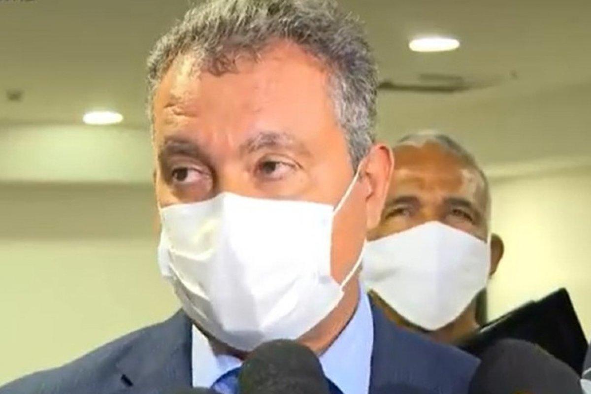 [Rui Costa propõe debate sobre consumo de drogas após morte de policiais na Bahia ]