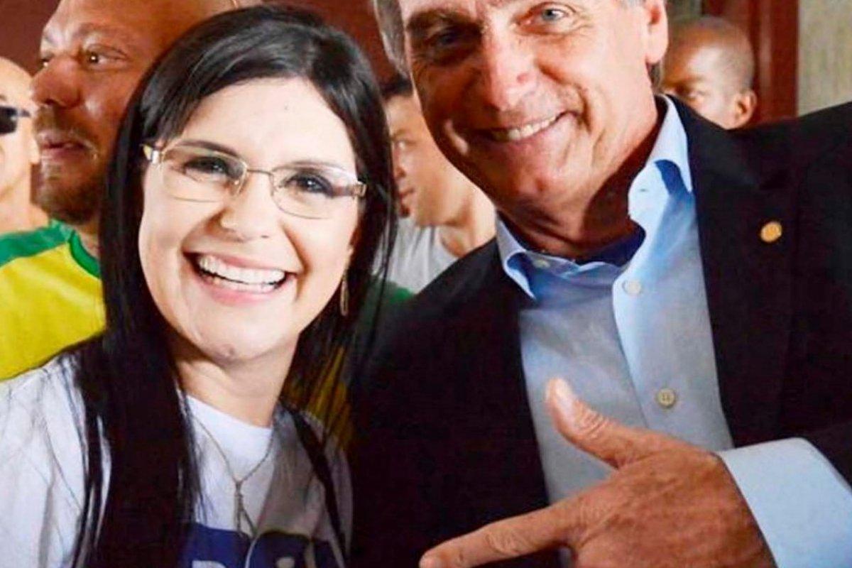 [Dayane Pimentel aciona Conselho de Ética contra Eduardo Bolsonaro por ameaça]